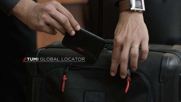 智能旅行,Tumi 也出手了!打造环球定位器,适用任何品牌行李箱