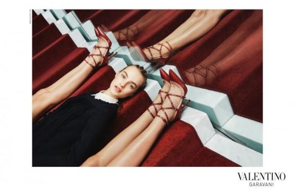 Valentino 2015年销售额有望突破 10亿欧元