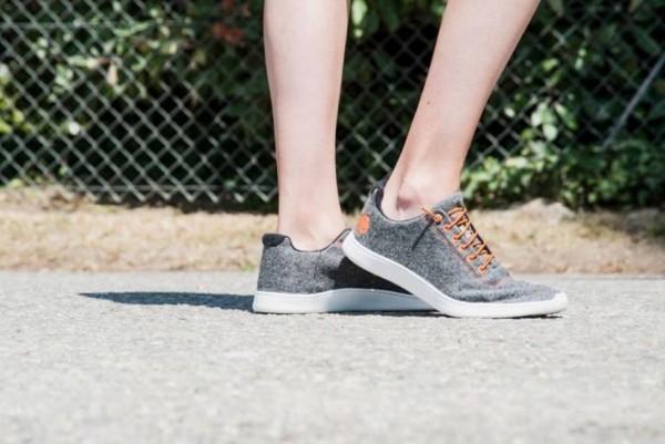 不穿袜子也不会臭的运动鞋!瑞士设计品牌 Baabuk 再推新品