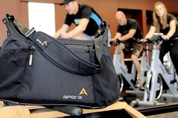 美国健身背包公司 Apera 率先采用防臭抗菌技术,宣布完成 A 轮融资