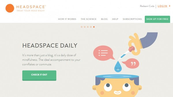 冥想app Headspace 获 3400万美元融资,Jessica Alba 等众多名人参投