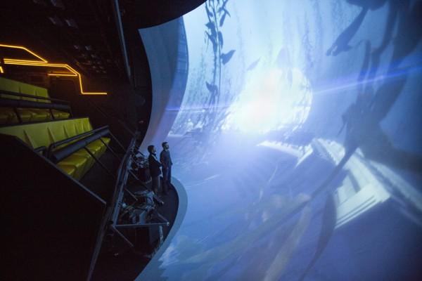 Sensorama 在巴西首推虚拟现实飞船 VIX,坐着就能畅游另一个世界!