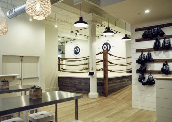 《华丽志》探秘纽约最酷新公司系列之一:让你像维密天使那样练拳击的 Shadowbox