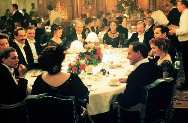 """泰坦尼克号""""最后的午餐""""菜单现世拍卖,有望拍出 7万美元"""