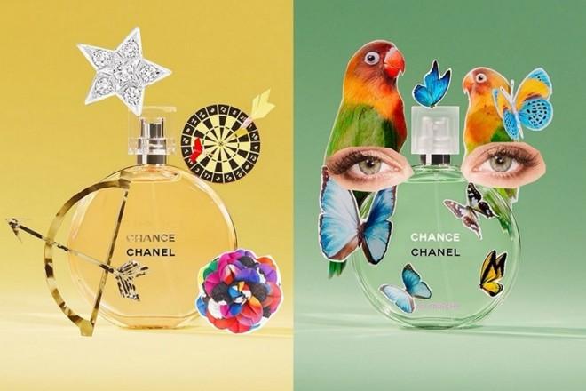 Chanel 玩转12星座:详解最新 Instagram 香水营销战