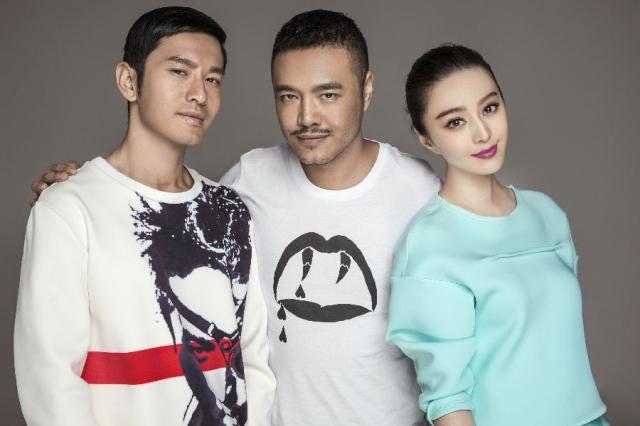 【华丽创业志】张帅:从造型师到时装设计师,黄晓明范冰冰免费为他拍广告