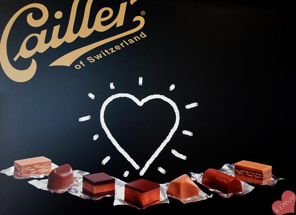 雀巢重装推出经典高档巧克力品牌 Cailler,抢占奢侈品阵地