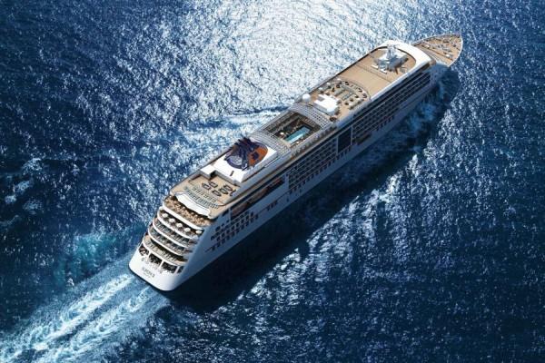 2015 年度全球最佳邮轮获奖名单