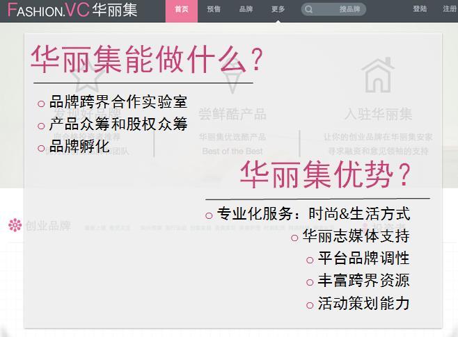 如何玩转时尚众筹:华丽集在北京国际设计周的独家分享