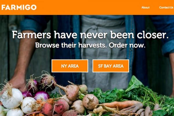 让消费者直接从农户购买生鲜农产品,Farmigo 完成1600万美元B轮融资