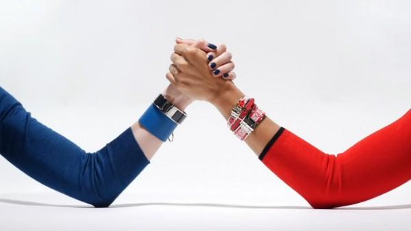 爱马仕办了场掰腕子大赛,其实是来秀自己的新款手镯有多炫!