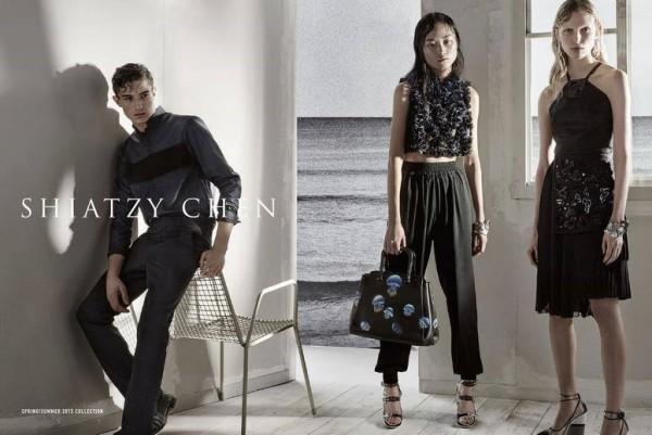 拓展全球市场,夏姿·陈谋求战略合作方:LVMH 还是 Chanel ?