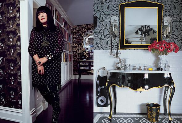 屹立30多年不倒,纽约华裔独立设计师 Anna Sui 独特的经营之道
