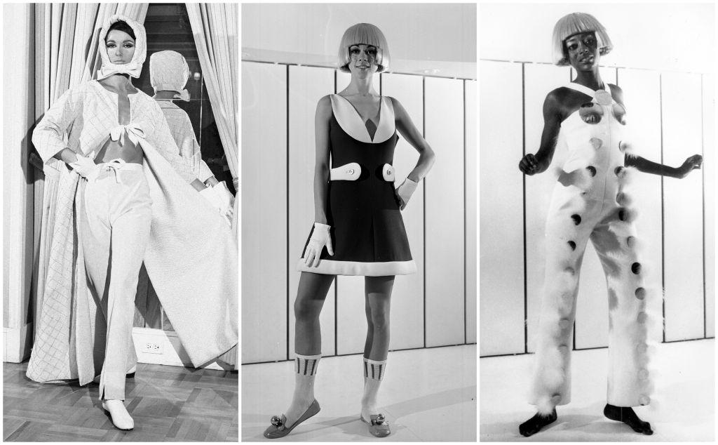 上世纪60年代最酷的时尚品牌之一 Courrèges 重返巴黎时装周