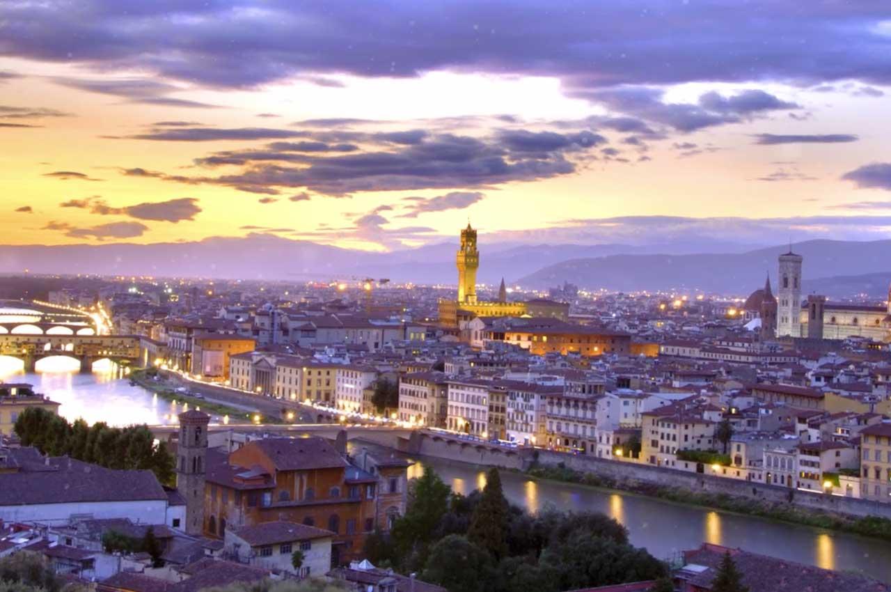 《悦游 Traveler》读者选择奖:佛罗伦萨荣登全球最佳城市