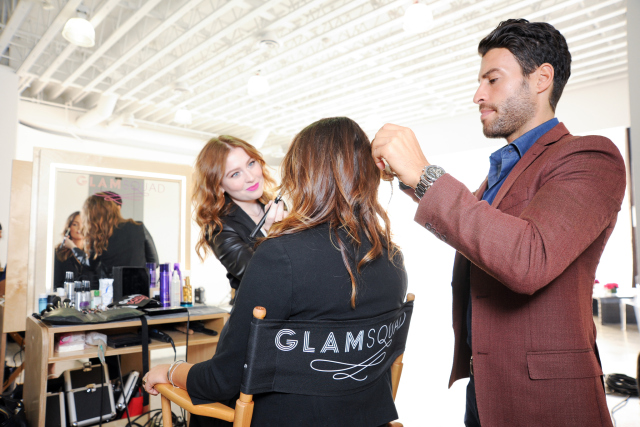 GLAMSQUAD Offers Free Headshots in LA at Siren Studios