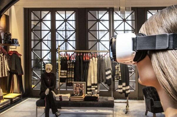 Tommy Hilfiger 推虚拟现实(VR)体验,将时装秀搬到了门店里