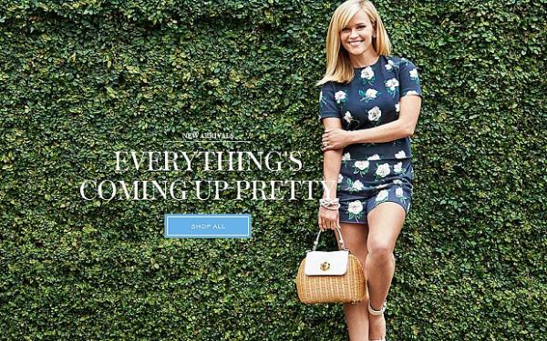 Reese Witherspoon 创办的时尚电商 Draper James 融资1000万美元