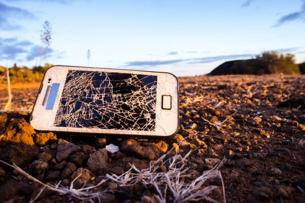 苹果申请新专利技术,让你再也不会摔碎手机屏幕