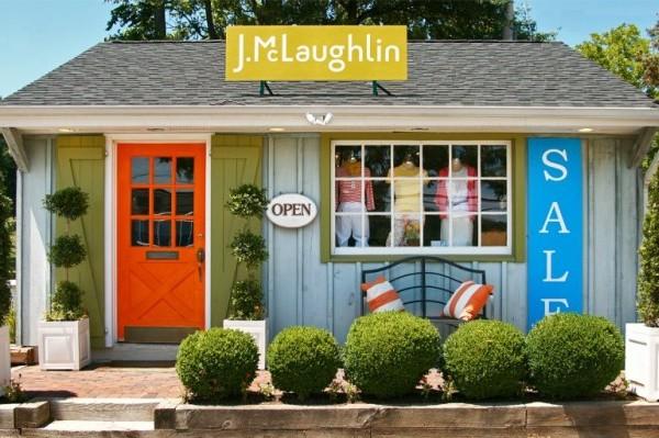 私募基金 Brentwood 收购地道美国生活方式品牌 J.McLaughlin