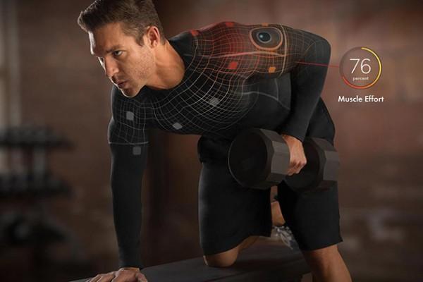 高科技智能健身训练衣的先锋:Athos融资3550万美元