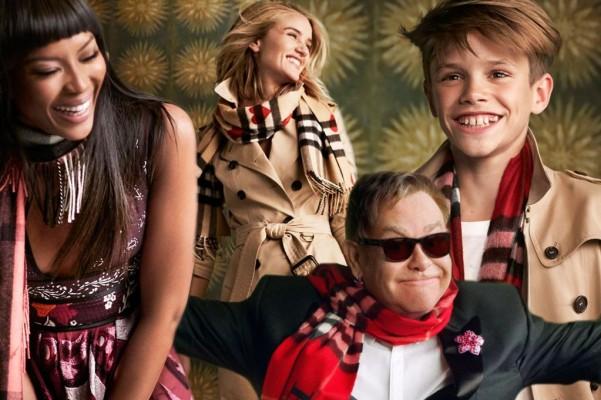 Burberry 合并旗下三大子品牌,推出全新品牌战略