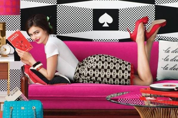 Kate Spade 同店销售同比大涨,将推出家具,提供全面生活方式产品