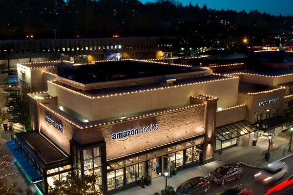 令大批书店倒闭的亚马逊也要开书店了!轻松玩转卖书O2O