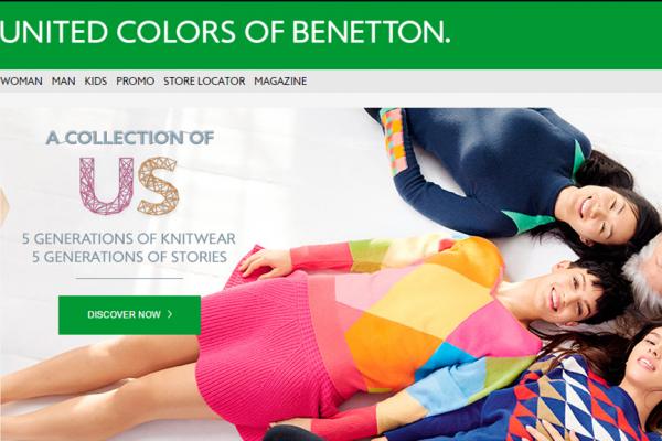 意大利时尚先锋 Benetton 五十年:往日辉煌不在,如何重新崛起