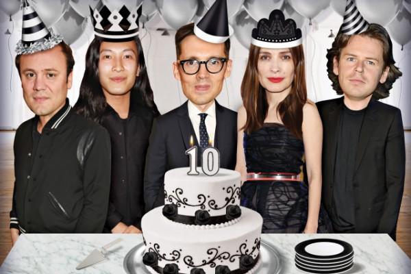 这5个设计师品牌迎来10周年庆,然而一切才刚刚开始