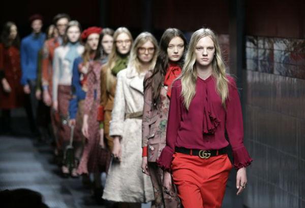 最新数据解读四大国际时装周