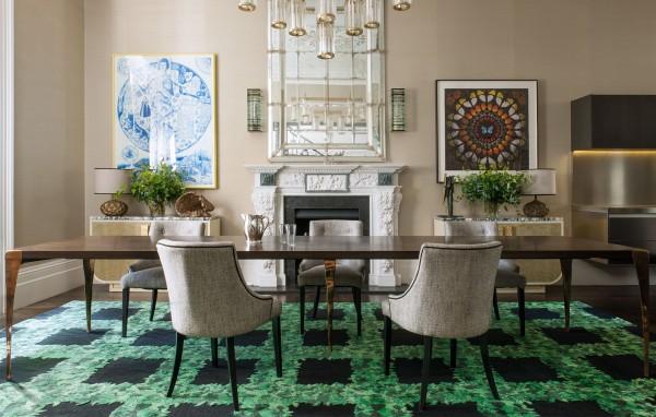私募基金 Palamon收购奢侈地毯品牌 The Rug Company