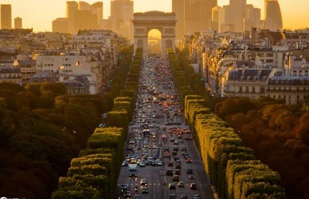 巴黎超越伦敦成国际零售业最受欢迎城市