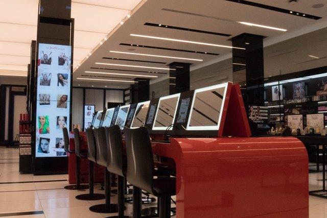 Sephora 全新概念门店开张:将用户体验做到极致!