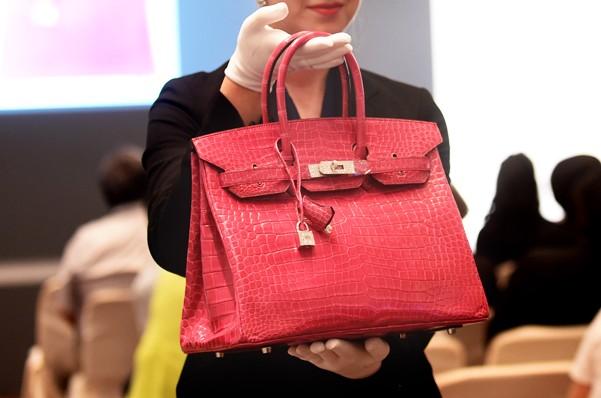 188只爱马仕手袋将亮相佳士得在纽约首届名贵手袋拍卖会