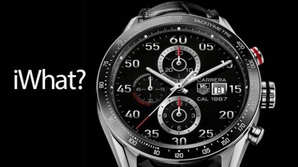 向苹果手表发起挑战,Tag Heuer 联手科技巨头,推出首款智能瑞士表