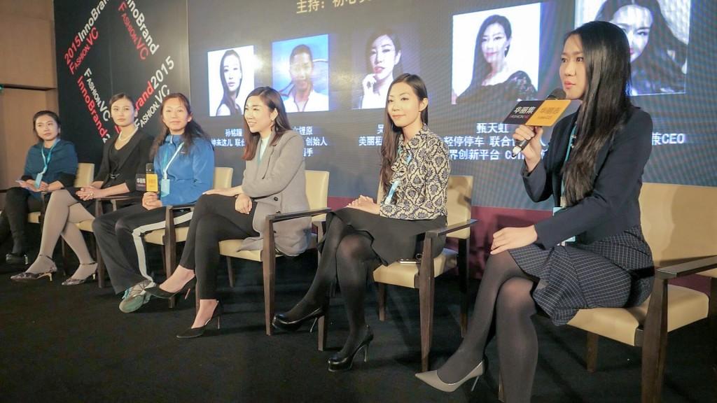 woman panel