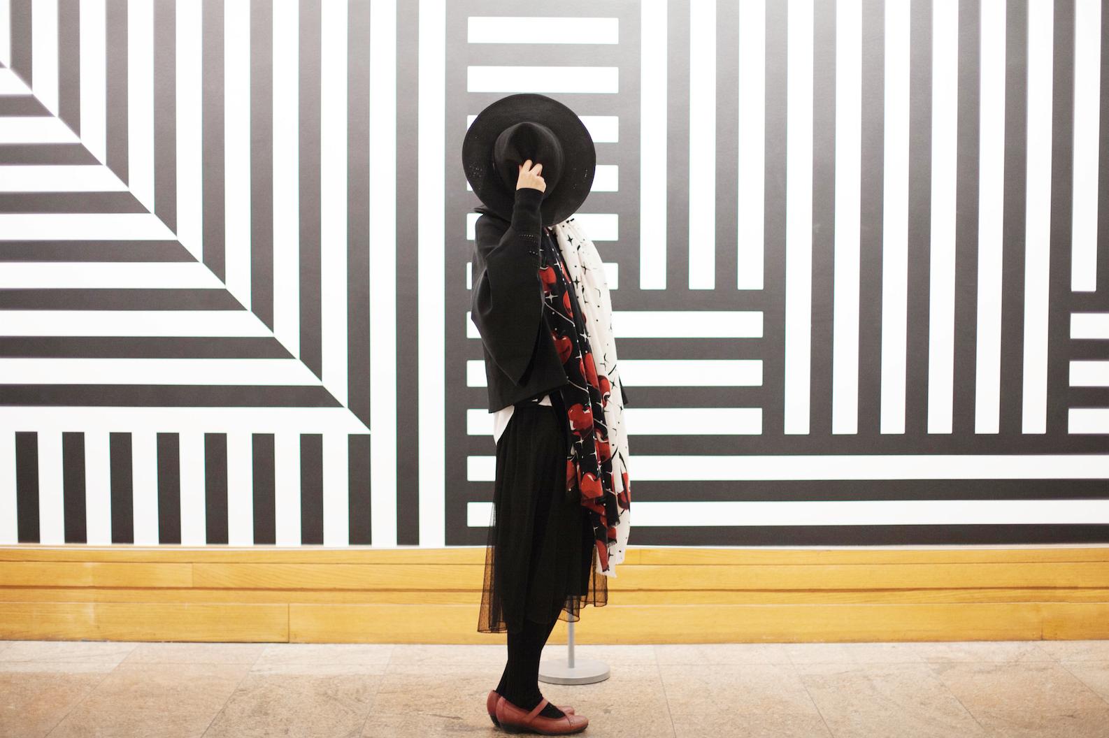 【华丽集 · 轻专访】Charleen Design:一个罗德岛工业设计专业学生和她的印花丝巾