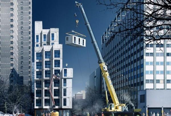 看纽约最迷你的公寓楼是如何吸引 6万名纽约人排队申请的