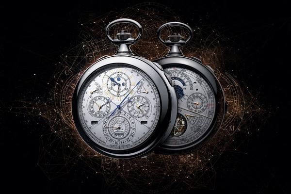 Vacheron Constantin 推出史上最复杂的钟表 Reference 57260