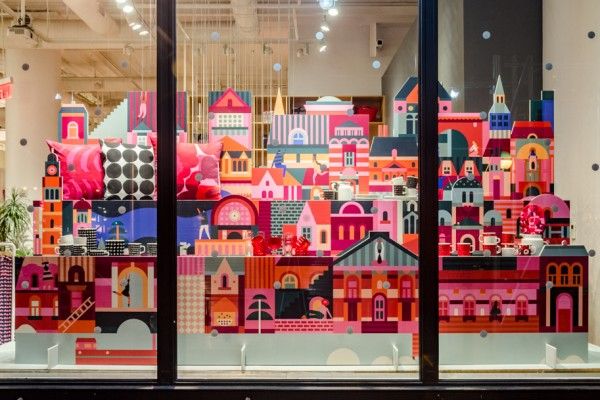 这个圣诞季,纽约最美最炫的13大节日橱窗