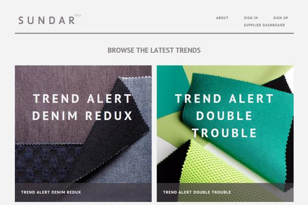 革新全球服装采购供应链,Sundar 完成130万美元种子轮融资