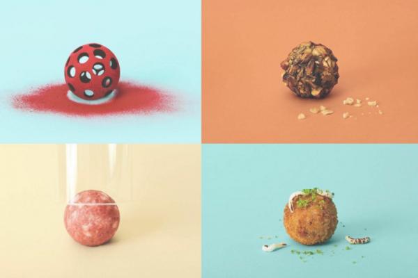 宜家实验室 Space10 的食材革命:未来的瑞典肉丸以人造肉和昆虫为原料!