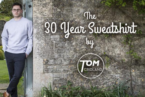 革快时尚的命?英国小伙研制出可穿30年的套头衫,售价 55英镑
