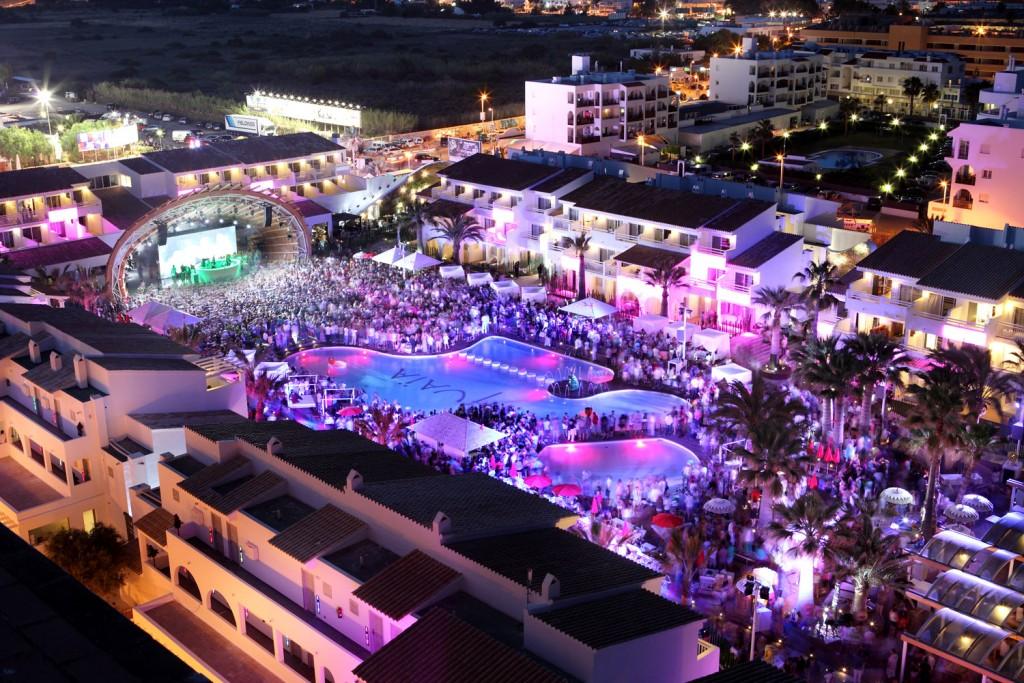 Ushuaïa Ibiza Beach Hote