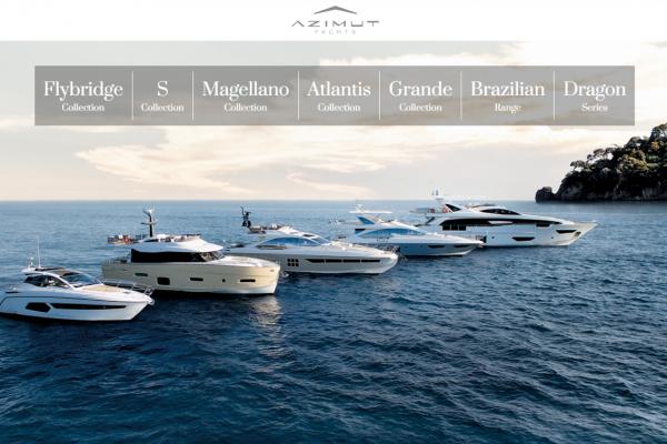 全球超级游艇最新权威榜单出炉,意大利 Azimut 连续16届蝉联榜首
