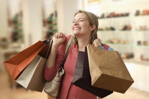 最新科学研究成果:购物的确给人幸福感