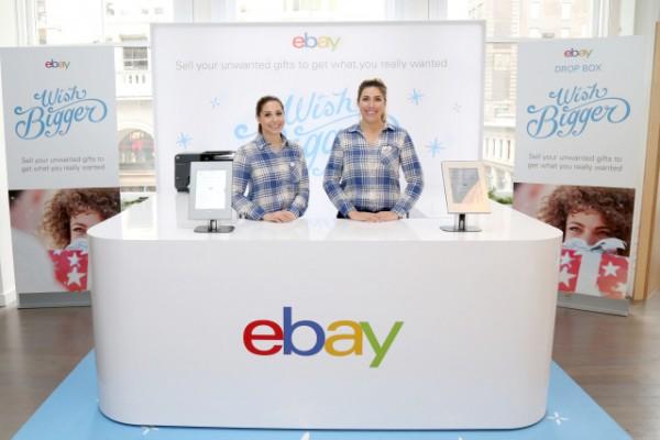 收到不喜欢的圣诞礼物怎么办? eBay 二手礼物游击店为你免费代售