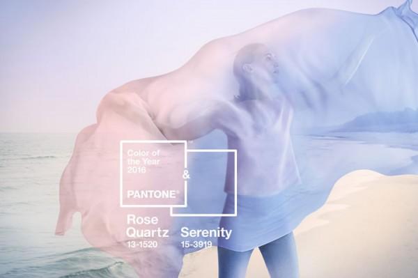 Pantone 2016年度色彩:粉晶色、静谧蓝同时当选