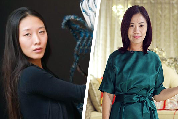 两位华人设计师齐登1月的巴黎高定时装周:殷亦晴+郭培
